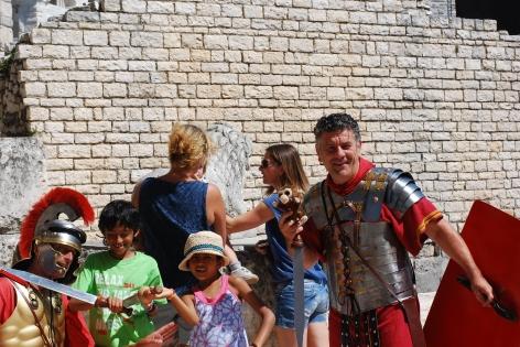 Amphitheatre in Pula , Croatia https://selimfamily.com/2014/08/27/our-new-favourite-destination-in-europe-croatia/